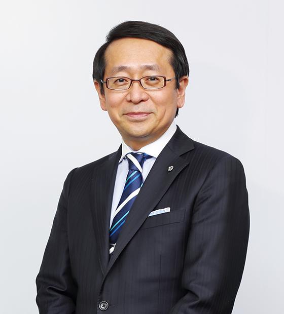 代表取締役社長,松橋 隆広